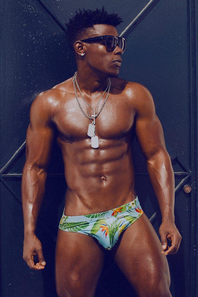 MaleBasics swimwear Model Eduardo by Adrian C. Martin