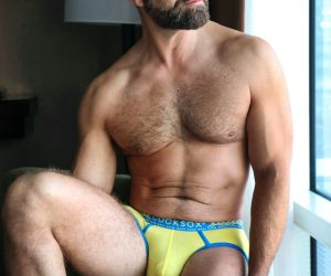 Sean Savoy by German Armenta - Cocksox underwear