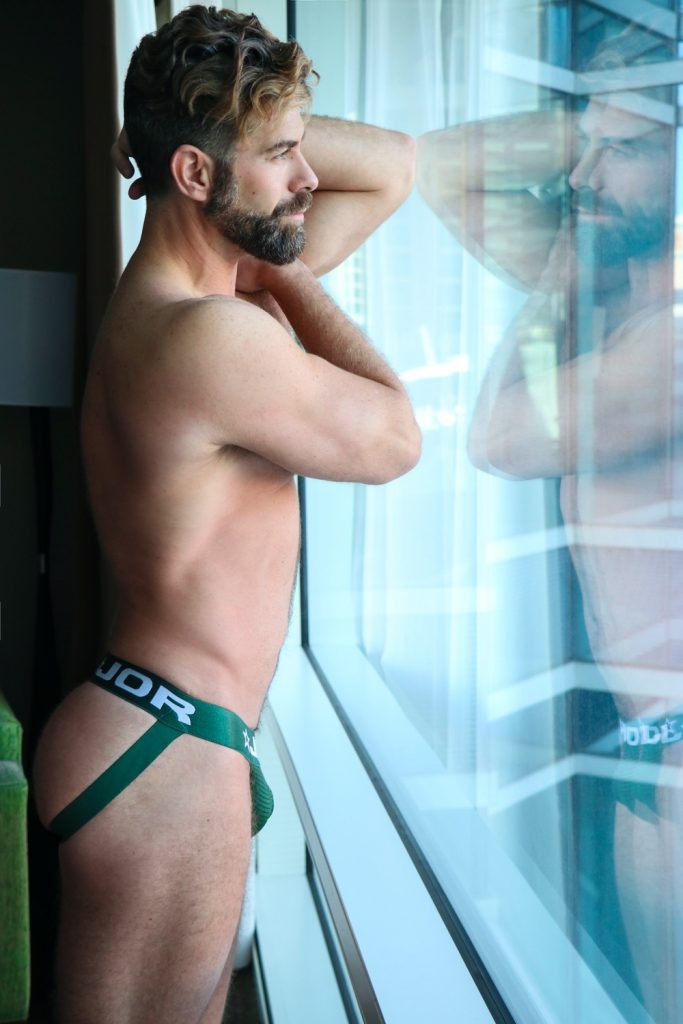 Sean Savoy by German Armenta - JOR underwear