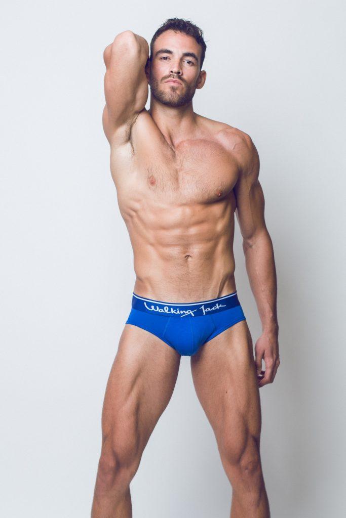 Walking Jack - underwear - BLUEBIRD Briefs