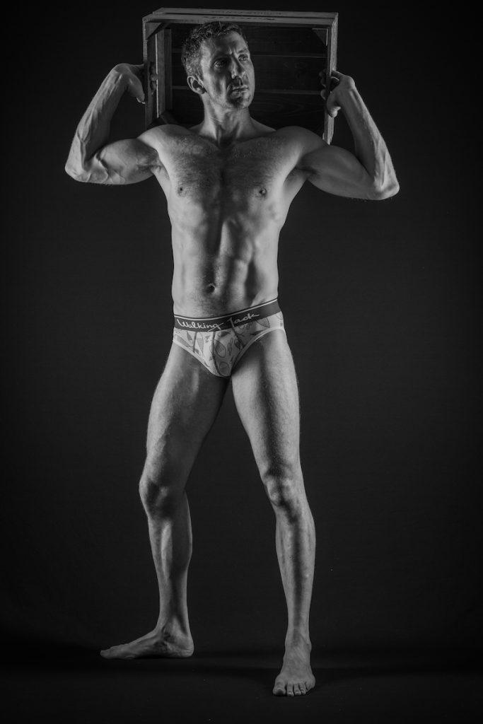 Walking Jack underwear - Model Matthew by Markus Brehm