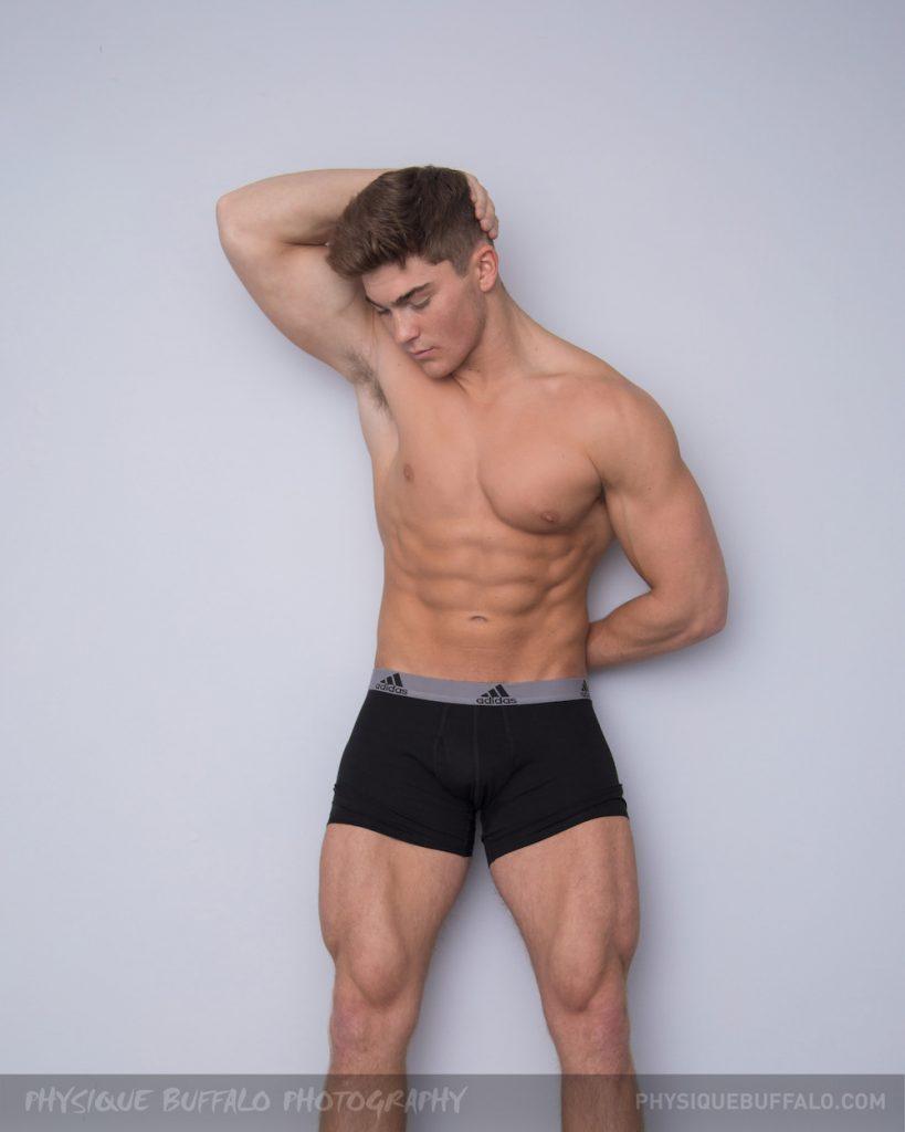 Adidas underwear - model Nik by Physique Buffalo