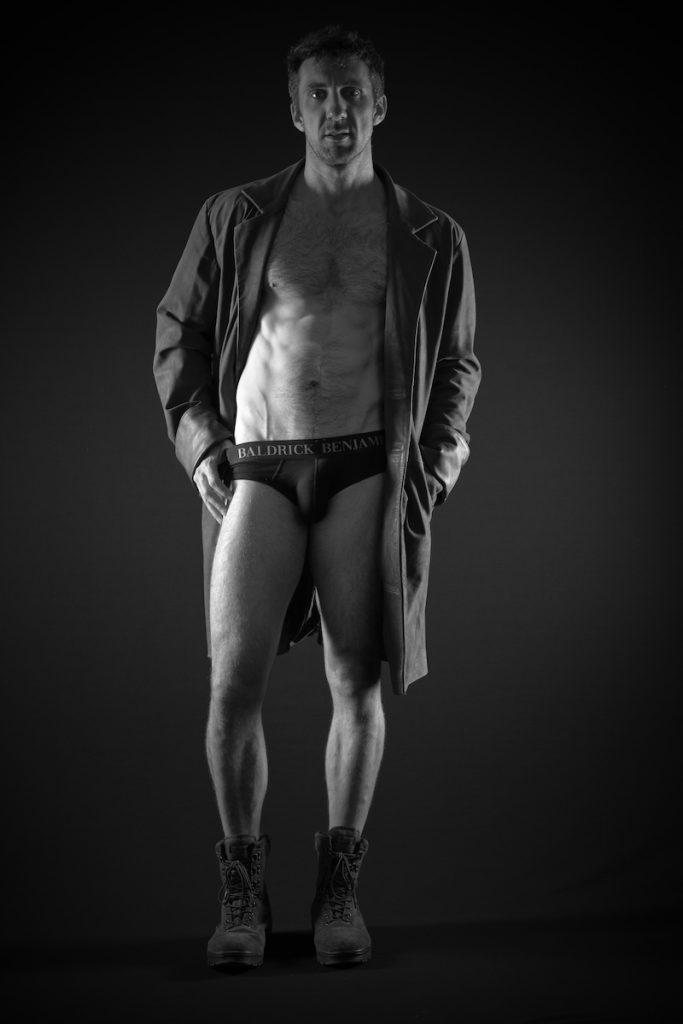 Baldrick Benjamin underwear - Matthew Mason by Markus Brehm