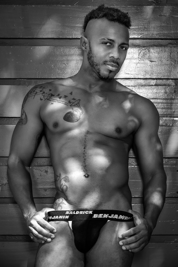 Baldrick Benjamin underwear Model Xulio by Kuros