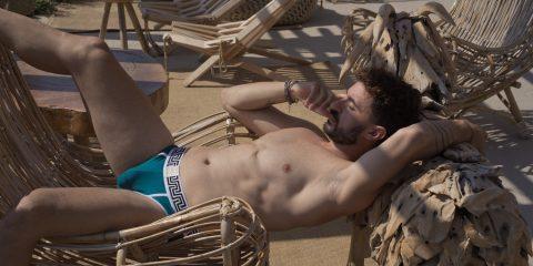 Code 22 underwear - model Val by Markus Brehm