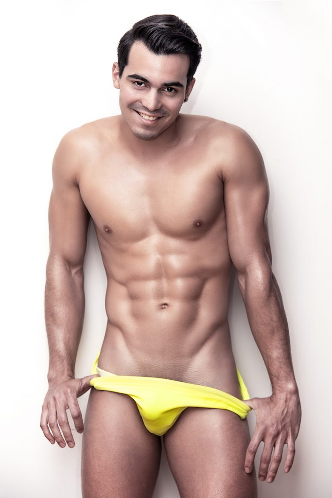 orio Armani swimwear - model Jose by Kuros