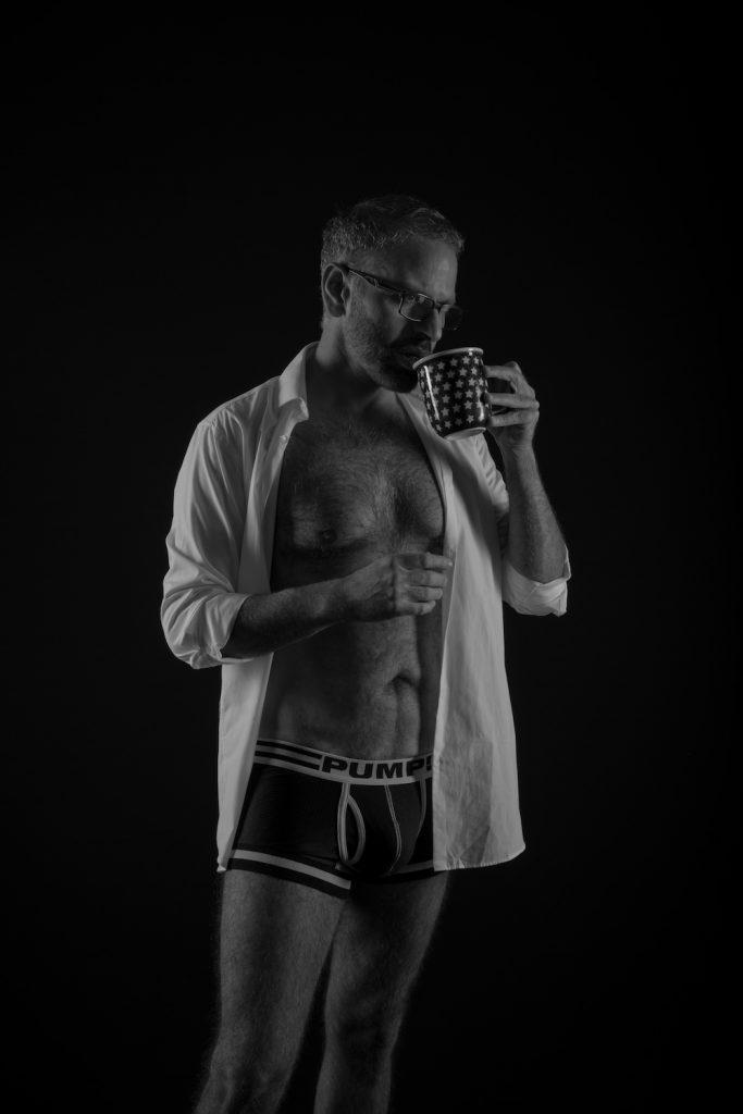PUMP underwear - Elias by Markus Brehm