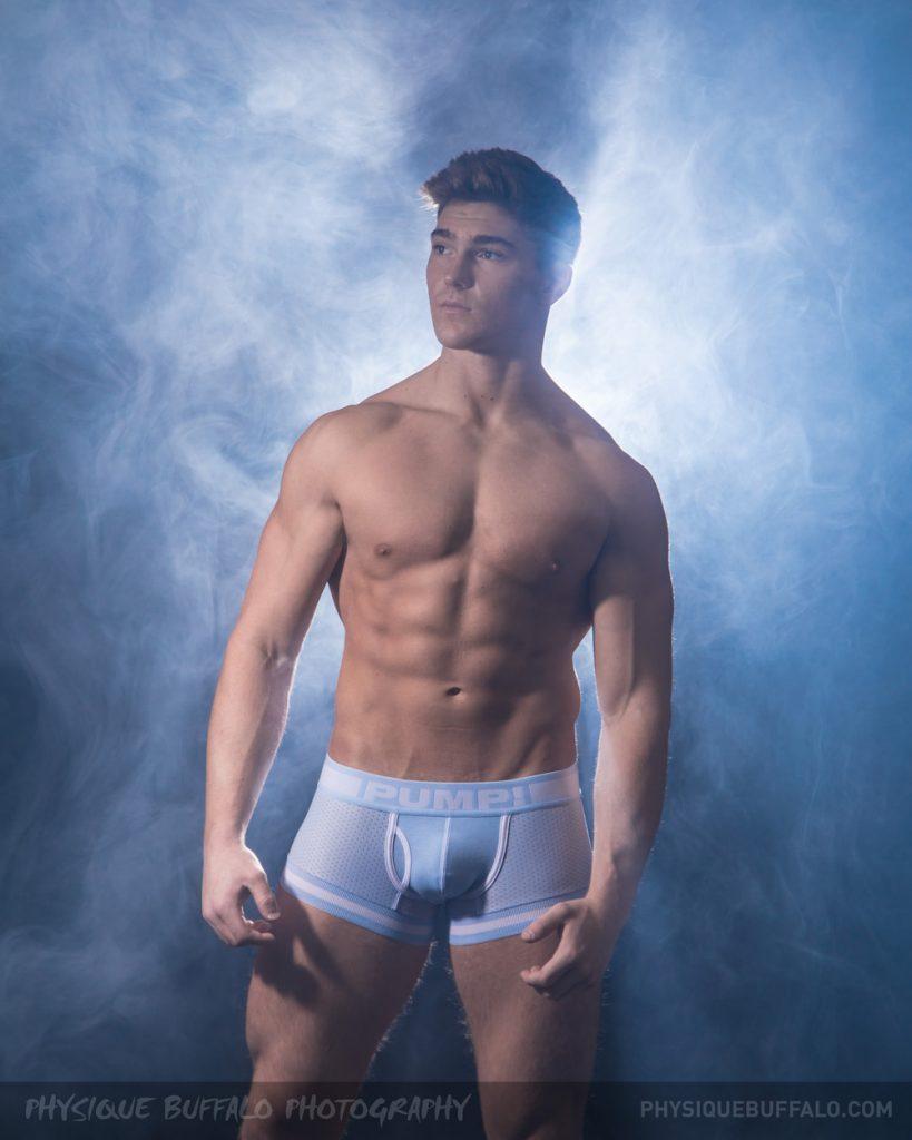 PUMP underwear - model Nik by Physique Buffalo
