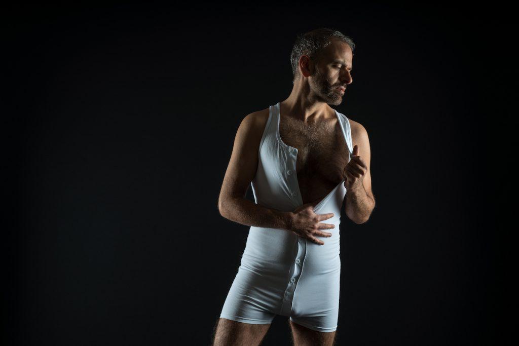 SuperBody underwear - Elias by Markus Brehm