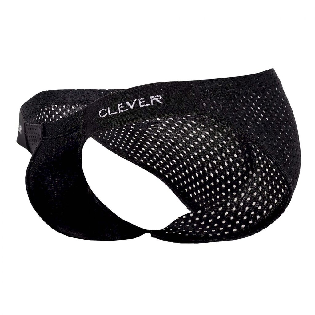 Clever Underwear 5089 Valeriano Briefs Black