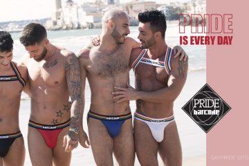 Barcode Berlin underwear - Pride Collection