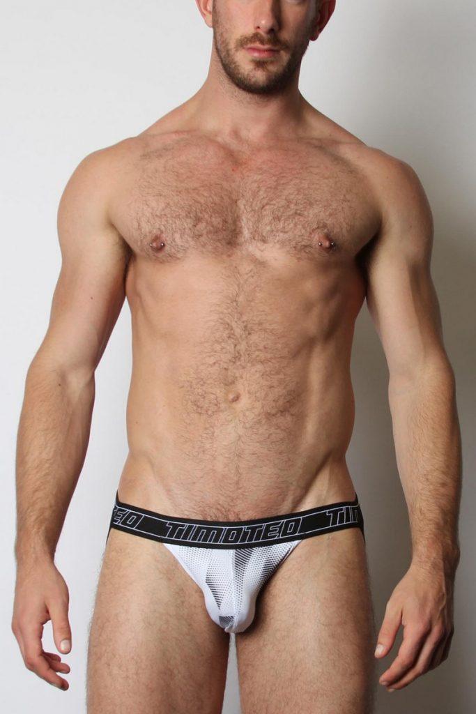Timoteo underwear - Aero Sport jockstrap