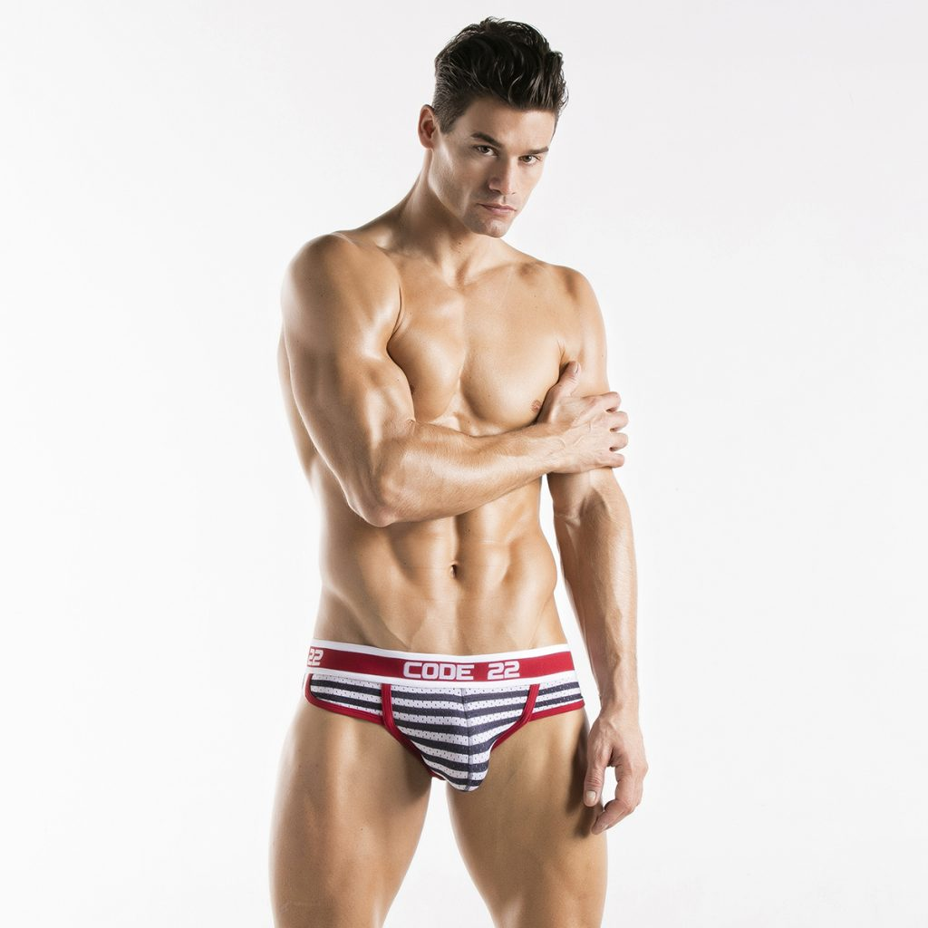 CODE 22 - Naval Brief Red