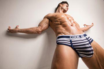 CODE 22 underwear - Naval Briefs - Juan Hortoneda by Joan Crisol