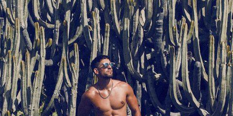 CODE 22 underwear and swimwear - Model Gonzalo by Adrian C. Martin