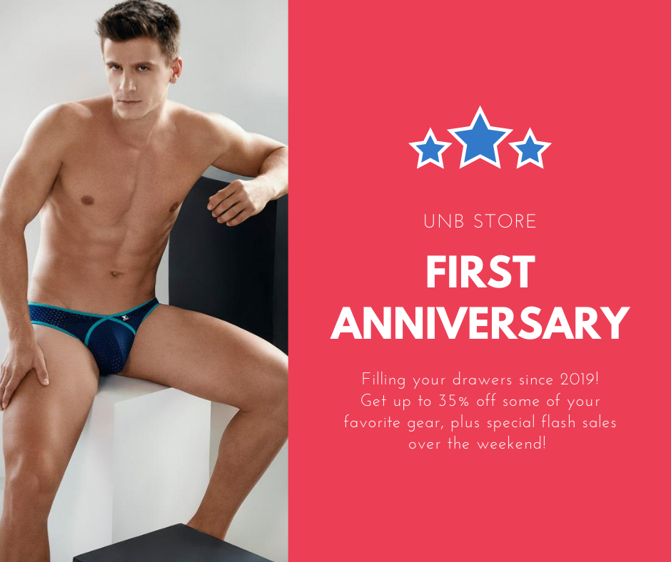 Flash Sale First UNB Store anniversary