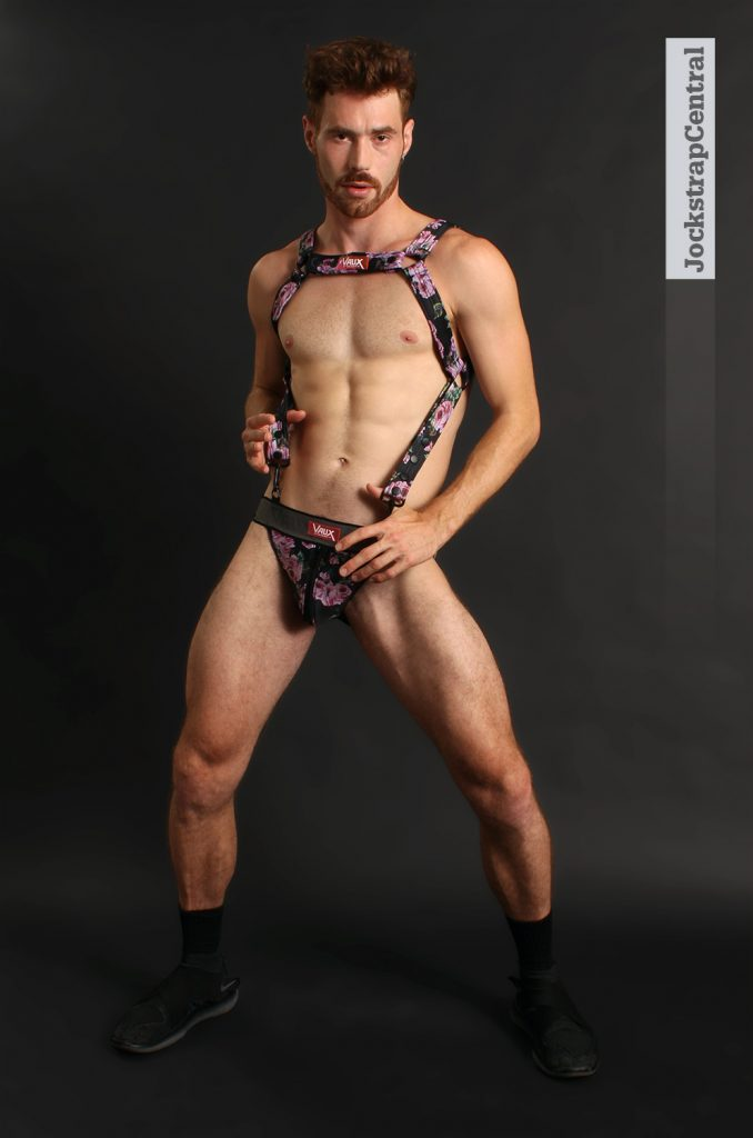 Jockstrap Central - Frankie Pit Crew - VAUX jockstrap and harness