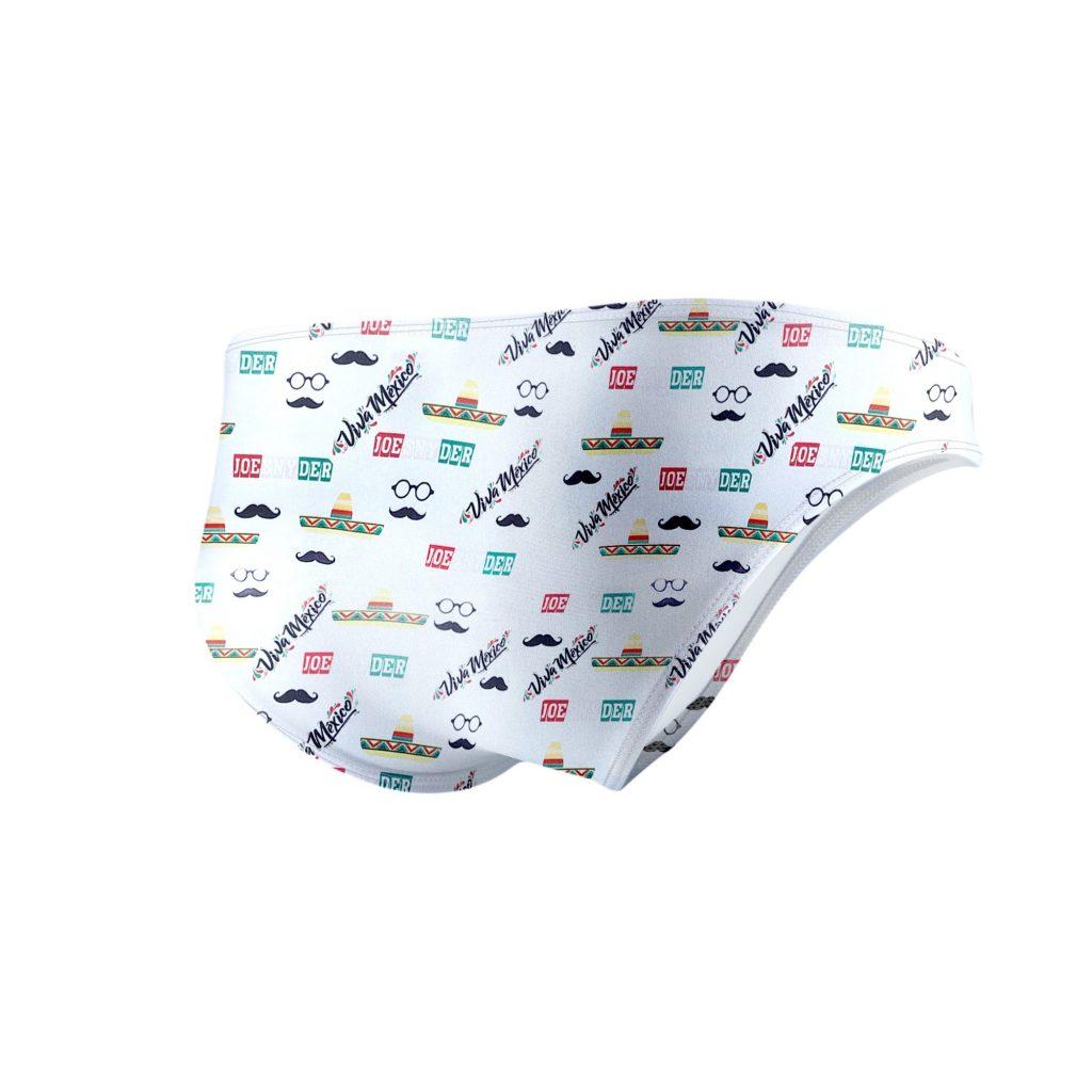 Joe Snyder underwear JS01 mens bikini Mexican