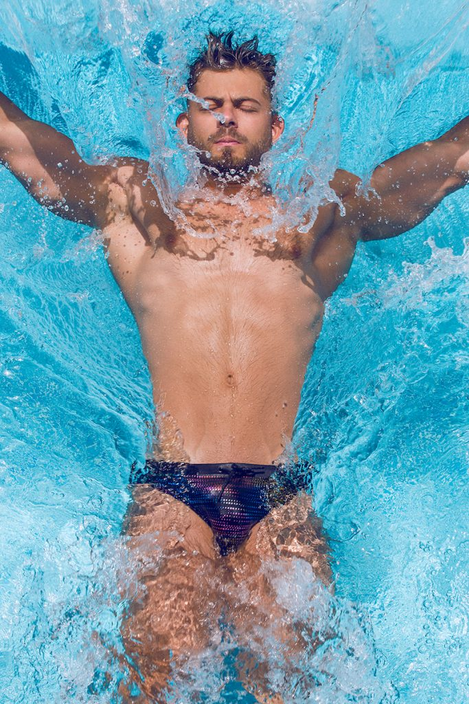 teamm8 swimwear - Model Kevin De La Cruz by Adrian C Martin