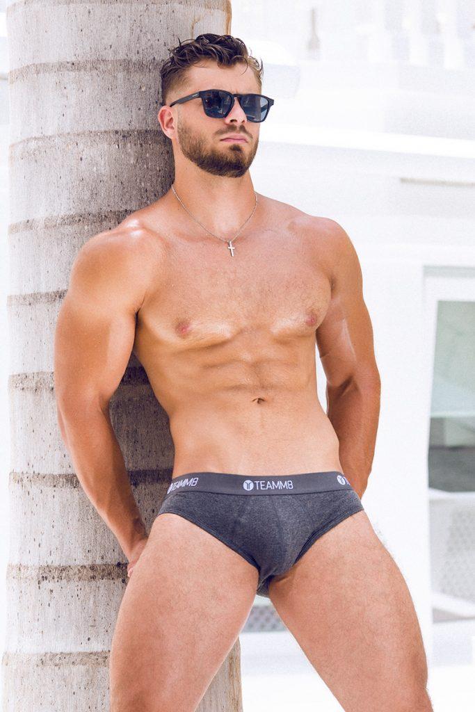 teamm8 underwear - Model Kevin De La Cruz by Adrian C Martin