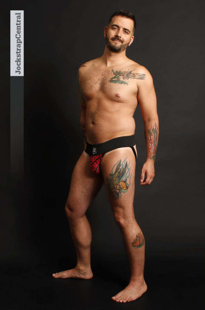 Bruto collection by ESTEVEZ - Jocks and T-Shirts