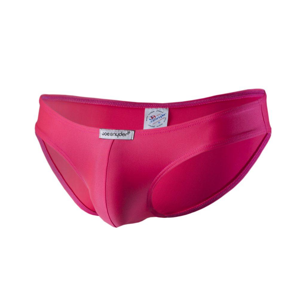 Joe Snyder Underwear - Mens Bikini Pink