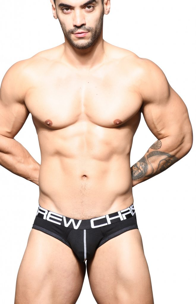 Andrew Christian - Show-It 91643 Black