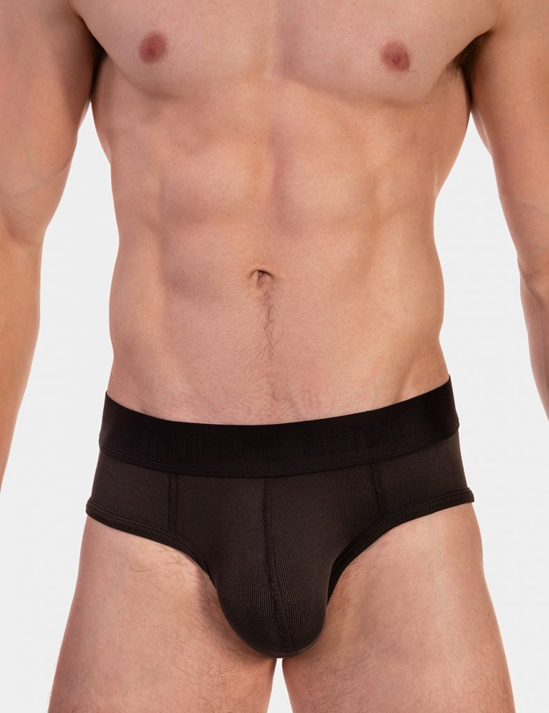 Barcode Berlin underwear - Rua Briefs black