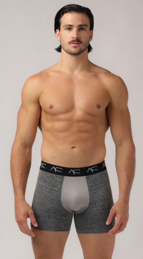 Underwear – Sports Collection by Adam Smith Wear - Mesh Combo Trunks