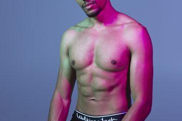 Walking Jack underwear - model Addou by Esa Kapila