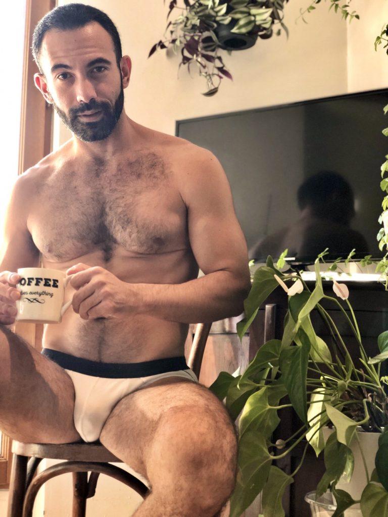 Actor Sebastian - Tani underwear