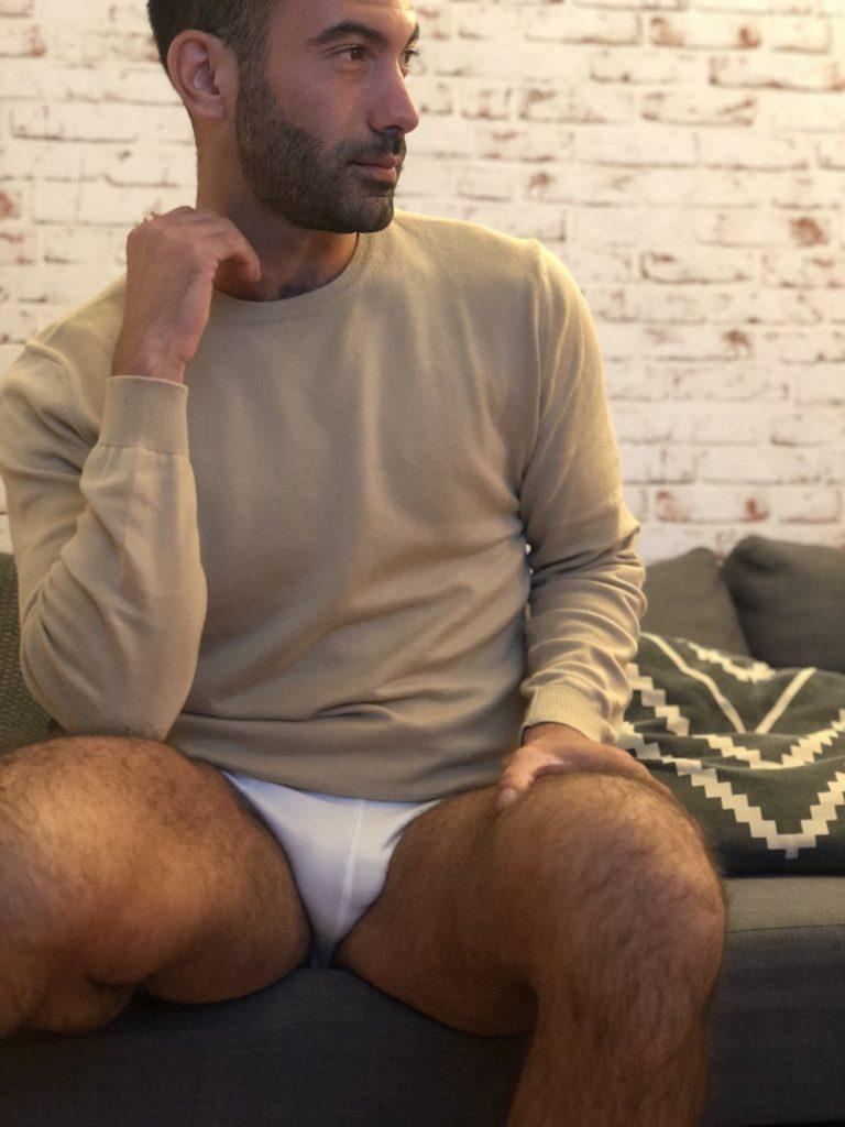 Actor Sebastian - Walking Jack underwear