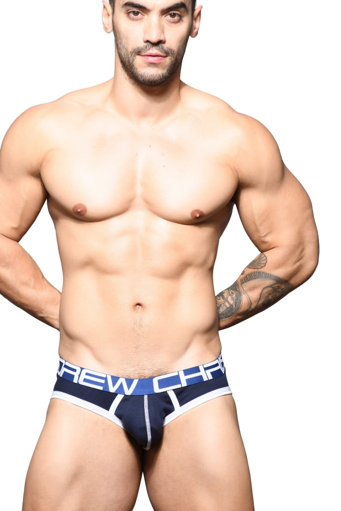 Andrew Christian - Show-It Brief Navy