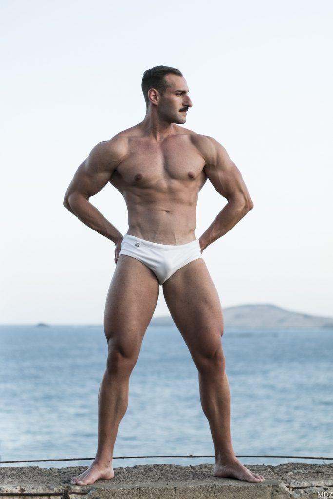 Exodia Beachwear - model Yeray Sanchez by MDZ Management