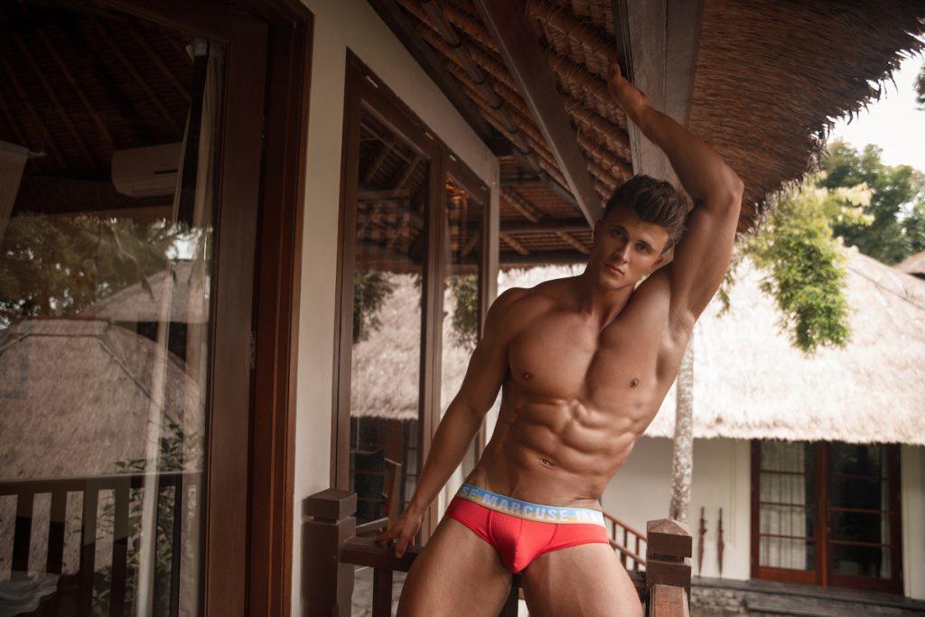 Marcuse underwear Empire briefs