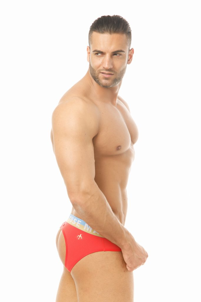 Marcuse underwear - Empire Jock Red