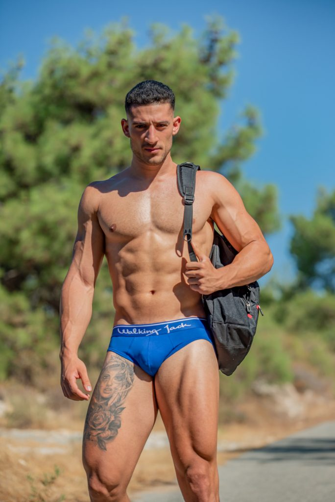 Walking Jack underwear - Aggelos by Canthos
