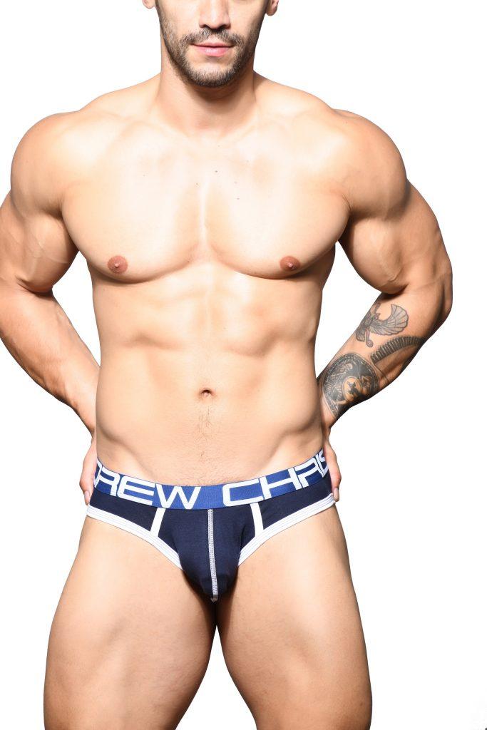 Andrew Christian - Show-It Locker Room Jock Navy