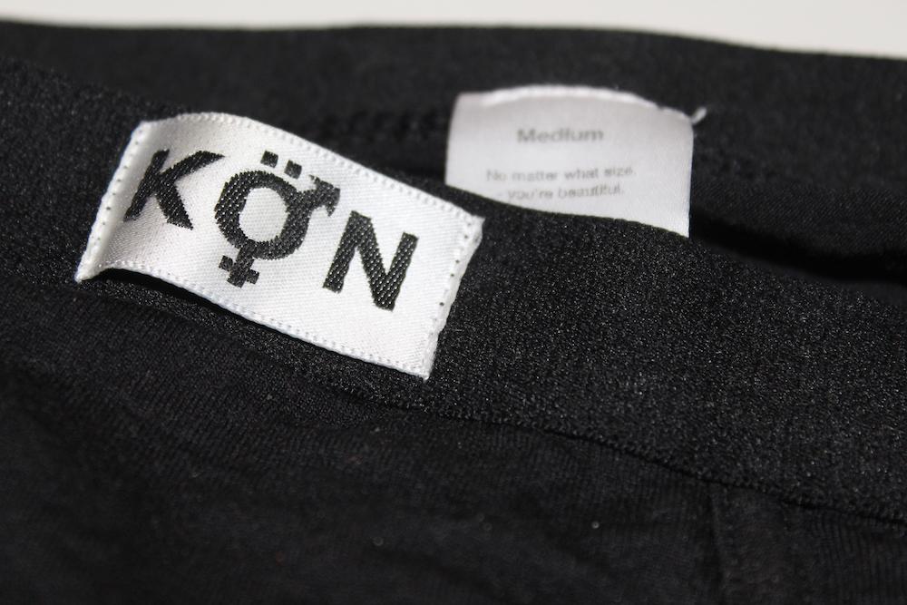 KON underwear - briefs review