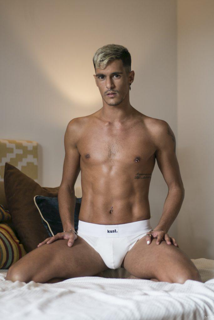 Kust underwear - Model Ray by MDZ management