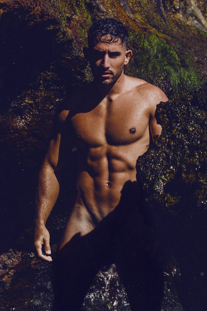 Model Gonzalo by Adrian C Martin