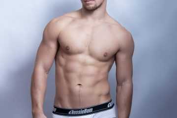 aussieBum underwear Model Josef photographed by Kuros