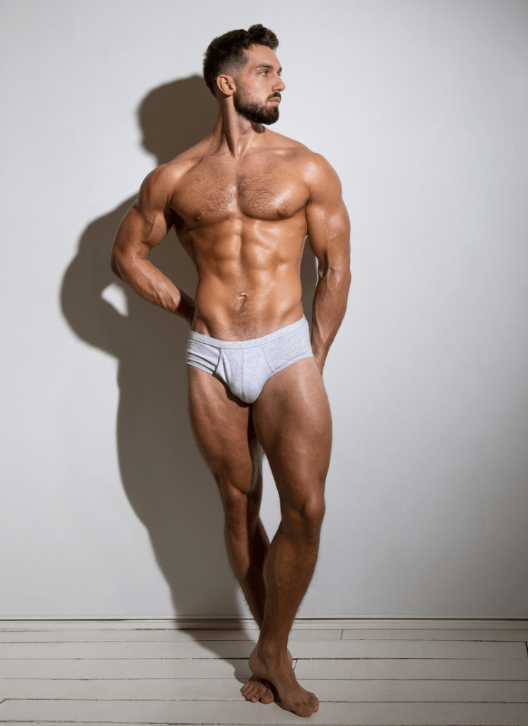 Mathias Tokita by Pascal - Ron Dorff underwear