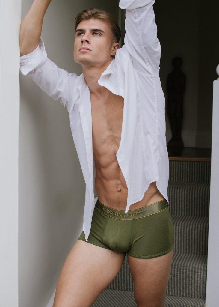 Bergson Leiffs underwear - Trunks