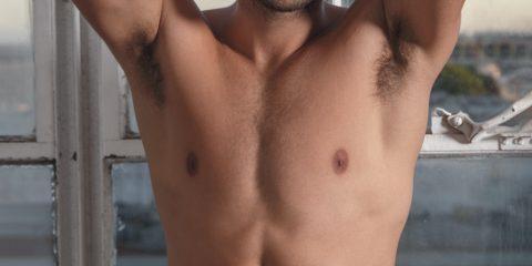 Hugo underwear - Model Dale by Karl Wesneski