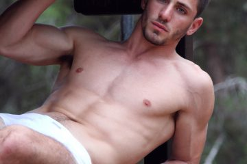 Delta Matchtonim underwear - Model Eliyahu by Omer Revivi