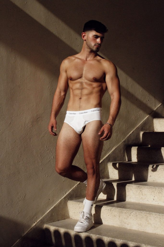 Calvin Klein underwear - Model Yoav by Omer Revivi