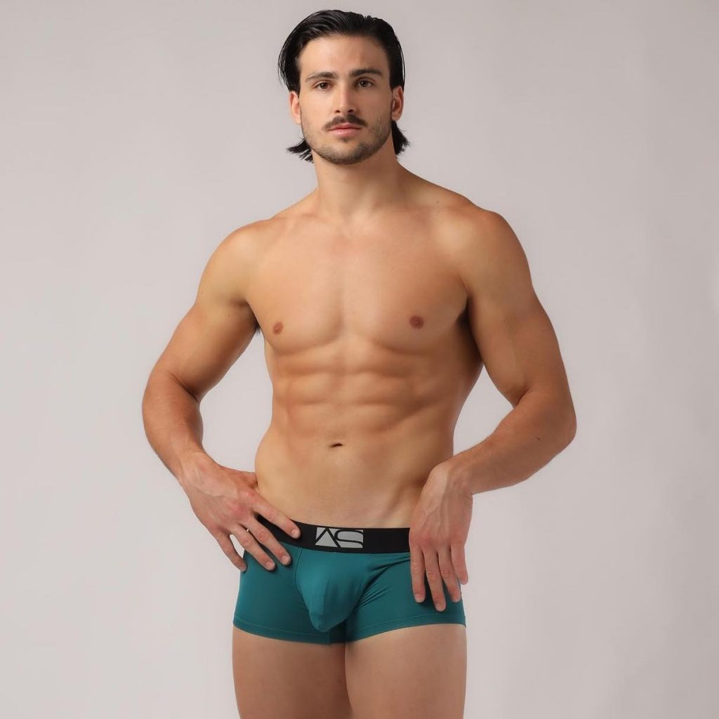 Adam Smith Shaped Pouch Trunks