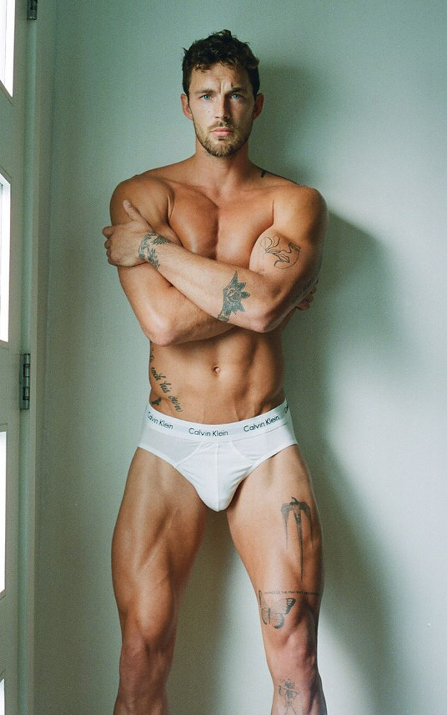 Christian Hogue by Torian Lewin