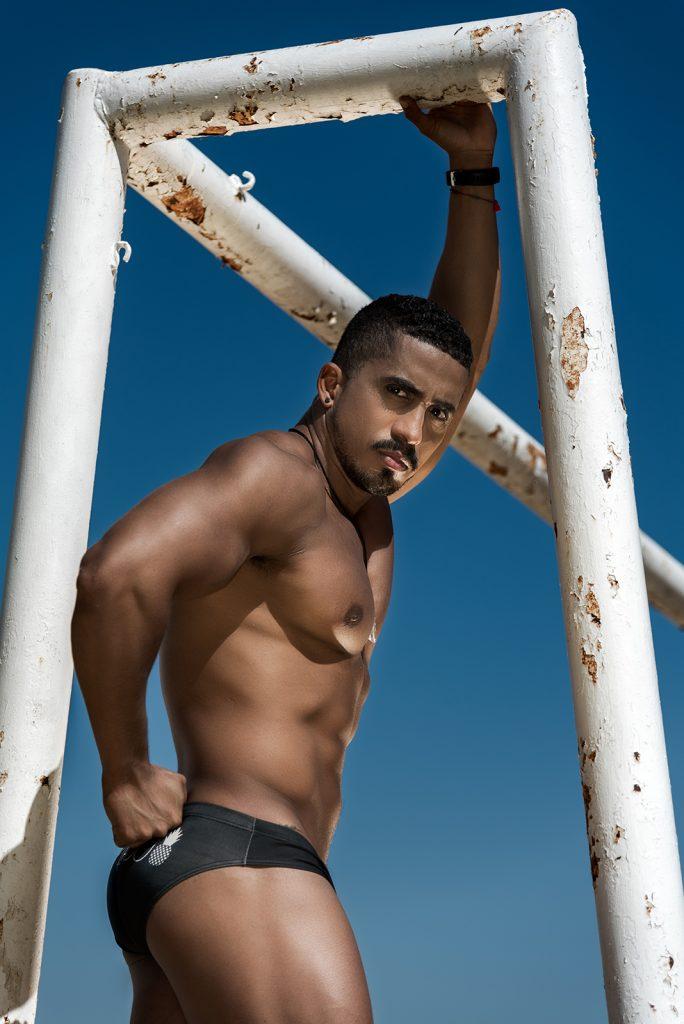 JJ Malibu underwear - Model Jess by Kuros